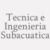 Tecnica e Ingenieria Subacuatica