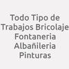 Todo Tipo De Trabajos Bricolaje Fontaneria Albañileria Pinturas