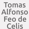 Tomas Alfonso Feo de Celis