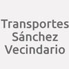 Transportes Sánchez Vecindario