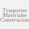 Trasportes Materiales Construcción