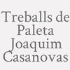 Treballs De Paleta Joaquim Casanovas