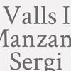 Valls I Manzano  Sergi