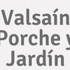 Valsaín Porche y Jardín
