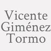 Vicente Giménez Tormo