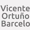 Vicente Ortuño Barcelo