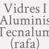 vidres i aluminis tecnalum (Rafa)