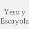Yeso Y Escayola