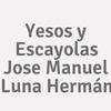 Yesos Y Escayolas Jose Manuel Luna Hermán