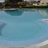 Hacer baños en piscina comunitaria