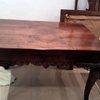 Restaurar mesa antigua de coser