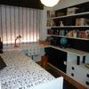 Libreria de pladur con estanterias vitrina  muebles bajos y altos hueco para el televisor