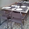 Cojines 100 sillas terraza restaurante