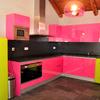 Ubicar mobiliario de cocina