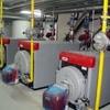 Presupuesto de mantenimiento de cuarto de calderas de gas en comunidad de vecinos, 72 pisos