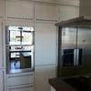 Cambiar puertas de armarios de cocina blanco alto brillo