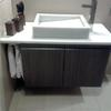 Mueble de baño suspendido