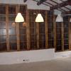 Reparar mueble libreria por inundación suelo