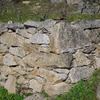 Construccion muro piedra seca