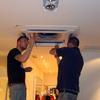 Instalación climatización la bordeta - lleida