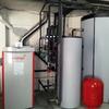 Instalar Caldera de gasificación de leña de 35 KW a