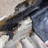 Reparar entrada agua tejado