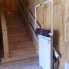 Instalar plataforma para silla de ruedas