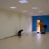 He remodelado un squash en sala de uso multiples