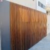 Puerta de garaje nueva