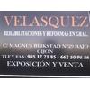 Rehabilitaciones & Reformas En General Velasquez