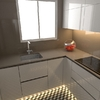 Pintura vivienda y cambiar puerta cocina por corredera