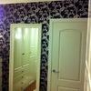 Colocar papel pintado - 1 pared - el prat