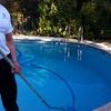 Mantenimiento fondo piscina