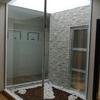 Techar patio de luz con policarbonato