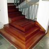 Revestimiento de peldaños de escalera