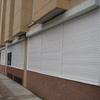 Instalar persiana enrollable con cajon exterior en puerta de salida a terraza