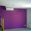 Pintar un piso en blanco de 70m2