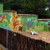 Pintura de muro exterior