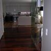 Limpiar piso de tres habitaciones