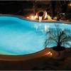 Desratizacion zona de la piscina que linda con el campo