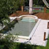 Toldo color tierra