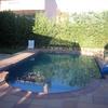 Construcción de piscina tipo romana