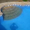 Salto diferencial al conectar motor de piscina