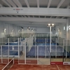 Creacion indoor de padel