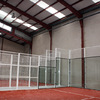 Construir pistas padel indoor