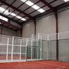 Proyecto pistas padel indoor
