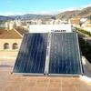 Cercado de solar, agua y luz de obra