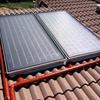 Colocar dos placas solares