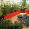 Podar tres plantas de terraza