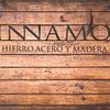 Cinnamon Hierro Acero Y Madera